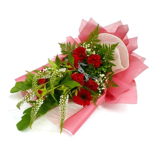 Karisik çiçek buketi mevsim buket  Sinop cicek , cicekci