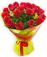 19 Adet kırmızı gül buketi  Sinop anneler günü çiçek yolla