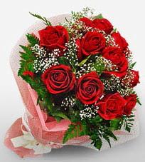 12 adet kırmızı güllerden kaliteli gül  Sinop anneler günü çiçek yolla