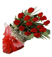15 kırmızı gül buketi sevgiliye özel  Sinop ucuz çiçek gönder