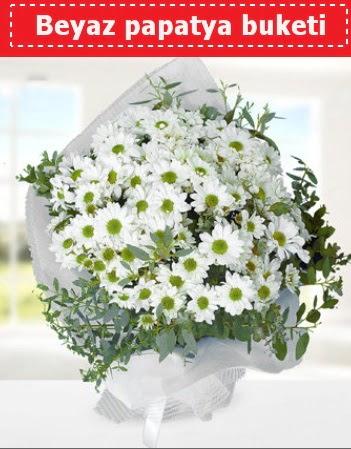 Beyaz Papatya Buketi  Sinop kaliteli taze ve ucuz çiçekler