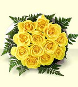 Sinop çiçek servisi , çiçekçi adresleri  12 adet sarigül kalite buket