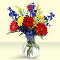 Sinop çiçek servisi , çiçekçi adresleri  cam yada mika vazo içinde karisik mevsim