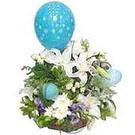 balon ve çiçeklerle tanzim  Sinop uluslararası çiçek gönderme