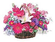küçük karisik özel sepet   Sinop online çiçekçi , çiçek siparişi