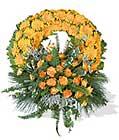 cenaze çiçegi celengi cenaze çelenk çiçek modeli  Sinop ucuz çiçek gönder