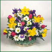 mevsim karisik çiçek demet   Sinop online çiçek gönderme sipariş
