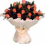 11 adet gonca gül buket   Sinop ucuz çiçek gönder