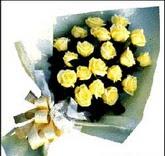 sari güllerden sade buket  Sinop çiçekçiler