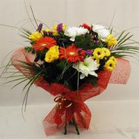 Sinop çiçek siparişi vermek  Karisik mevsim demeti