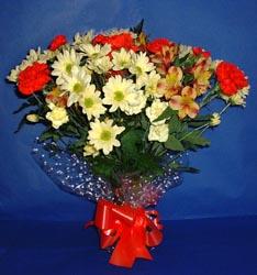 Sinop çiçek siparişi vermek  kir çiçekleri buketi mevsim demeti halinde