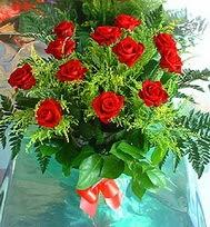 12 adet gül buketi  Sinop güvenli kaliteli hızlı çiçek