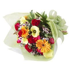 karisik mevsim buketi   Sinop çiçekçi telefonları