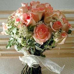 12 adet sonya gül buketi    Sinop çiçekçi mağazası
