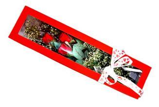 Sinop çiçek siparişi vermek  Kutuda 3 adet gül