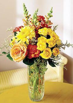 Sinop kaliteli taze ve ucuz çiçekler  mika yada cam içerisinde karisik mevsim çiçekleri