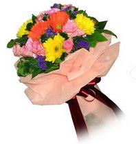 Sinop online çiçek gönderme sipariş  Karisik mevsim çiçeklerinden demet