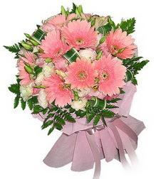 Sinop çiçek servisi , çiçekçi adresleri  Karisik mevsim çiçeklerinden demet