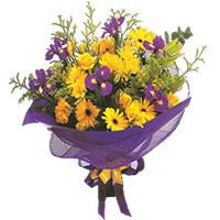 Sinop ucuz çiçek gönder  Karisik mevsim demeti karisik çiçekler