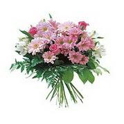 karisik kir çiçek demeti  Sinop internetten çiçek satışı