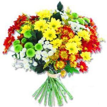 Kir çiçeklerinden buket modeli  Sinop hediye sevgilime hediye çiçek