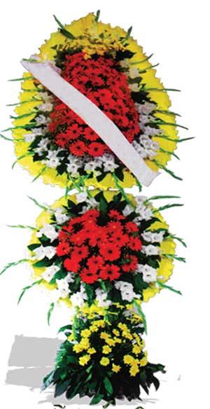 Dügün nikah açilis çiçekleri sepet modeli  Sinop hediye çiçek yolla