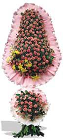 Dügün nikah açilis çiçekleri sepet modeli  Sinop çiçek siparişi sitesi