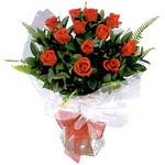 Sinop çiçekçiler  9 adet güzel bir gül buketi