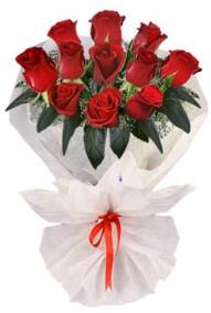 11 adet gül buketi  Sinop 14 şubat sevgililer günü çiçek  kirmizi gül