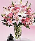 Sinop çiçek satışı  Kazablanka biçme vazoda