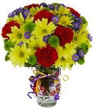 En güzel hediye karışık mevsim çiçeği  Sinop çiçek siparişi vermek
