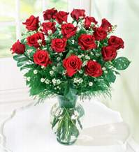 Sinop cicekciler , cicek siparisi  9 adet mika yada vazoda kirmizi güller