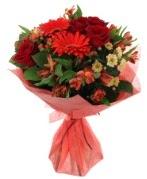 karışık mevsim buketi  Sinop 14 şubat sevgililer günü çiçek
