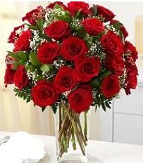 Vazo içerisinde 33 adet kırmızı gül  Sinop çiçek online çiçek siparişi