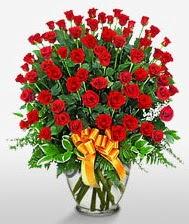 Görsel vazo içerisinde 101 adet gül  Sinop çiçek online çiçek siparişi