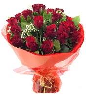 12 adet görsel bir buket tanzimi  Sinop anneler günü çiçek yolla