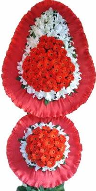 Sinop hediye sevgilime hediye çiçek  Çift katlı kaliteli düğün açılış sepeti