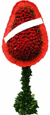 Tek katlı görsel düğün nikah açılış çiçeği  Sinop online çiçek gönderme sipariş