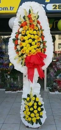 Çift katlı düğün nikah açılış çiçeği  Sinop çiçek yolla