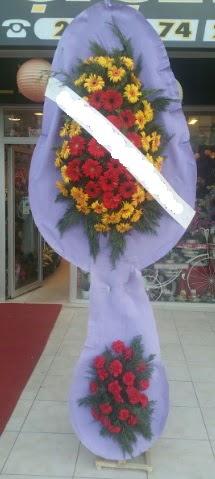 Çift katlı nikah düğüne çiçek modeli  Sinop 14 şubat sevgililer günü çiçek