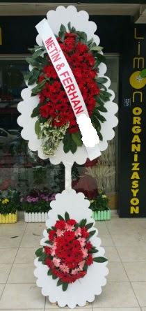 Çift katlı düğün nikah çiçeği modeli  Sinop cicek , cicekci