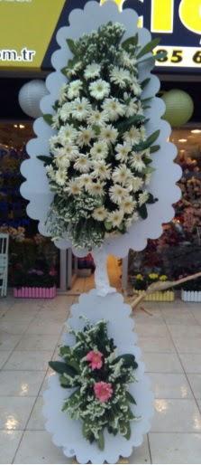 Çift katlı düğün nikah açılış çiçeği  Sinop çiçek siparişi sitesi