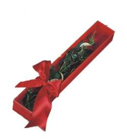 Sinop online çiçekçi , çiçek siparişi  tek kutu gül sade ve sik