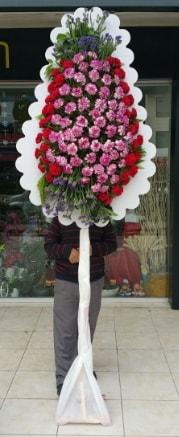 Tekli düğün nikah açılış çiçek modeli  Sinop internetten çiçek satışı