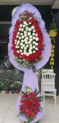 Çift katlı işyeri açılış çiçek modeli  Sinop internetten çiçek siparişi