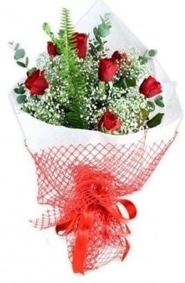 7 adet gülden kız arkadaşıma çiçek  Sinop çiçek siparişi sitesi