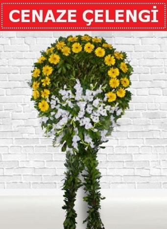Cenaze Çelengi cenaze çiçeği  Sinop ucuz çiçek gönder