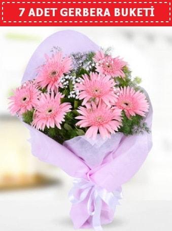 Pembe Gerbera Buketi  Sinop çiçekçiler